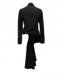 Giacca Marc Le Bihan nera annodata giacche donna prezzo