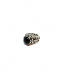 ElfCraft ring Garden at night with onyx stone price