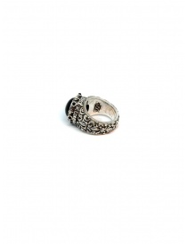 ElfCraft ring Garden at night with onyx stone jewels buy online