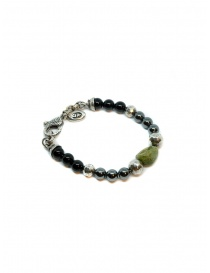 ElfCraft bracelet with beads and aquamarine online