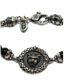 ElfCraft bracelet with lion coin and onyx jewels buy online