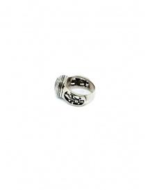 Elfcraft Elfen Queen ring with oval garnet stone jewels buy online