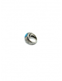 Elfcraft ring crown with turquoise stone jewels buy online