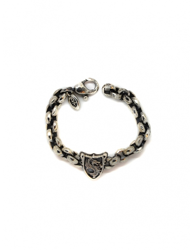 Elfcraft bracelet with dragon emblem DF253.752.4FAC jewels online shopping