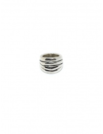 ElfCraft ring with plain solid bands