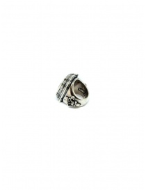 Anello Elfcraft barocco con gigli e pietra di quarzo ametista preziosi acquista online