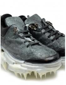 Carol Christian Poell drip sneaker da donna nera e bianca calzature donna prezzo