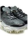 Carol Christian Poell drip sneaker da donna nera e bianca prezzo AF/0983-IN PACAL-PTC/010shop online