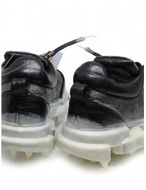 Carol Christian Poell drip sneaker da donna nera e bianca acquista online prezzo