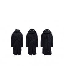 Cappotto Kapital nero con chiusure multiple prezzo