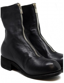 Guidi PL2 black horse leather boots womens shoes buy online
