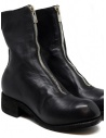 Guidi PL2 black horse leather boots PL2 SOFT HORSE FG BLKT buy online