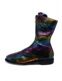 Guidi 310 laminated rainbow horse leather boots