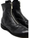 Stivaletto Guidi 210 in pelle nera 210 SOFT HORSE FULL GRAIN BLKT acquista online