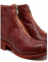 Guidi PL1 red horse full grain leather boots PL1 SOFT HORSE FG 1006T buy online