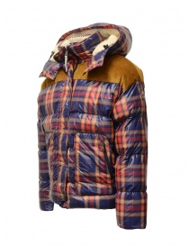 Napapijri puffer jacket Antero Check for men