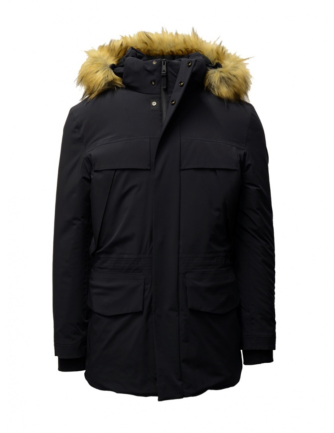 Napapijri Superlight Skidoo black parka NP000KAR041 BK SKIDOO SL PARKA mens jackets online shopping