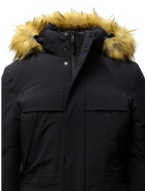 Napapijri Superlight Skidoo black parka mens jackets buy online