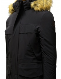 Napapijri Superlight Skidoo black parka mens jackets price