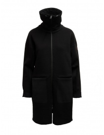 Napapijri Ze-Knit long jacket with zipper N0YKB6041 ZE-K242 BLACK order online