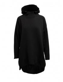 Napapijri Ze-Knit felpa Ze-K245 con cappuccio nera online