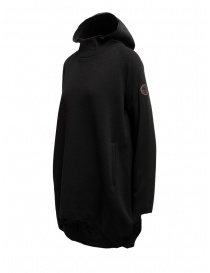 Napapijri Ze-Knit Ze-K245 black hooded sweatshirt
