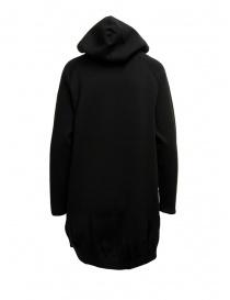 Napapijri Ze-Knit Ze-K245 black hooded sweatshirt price