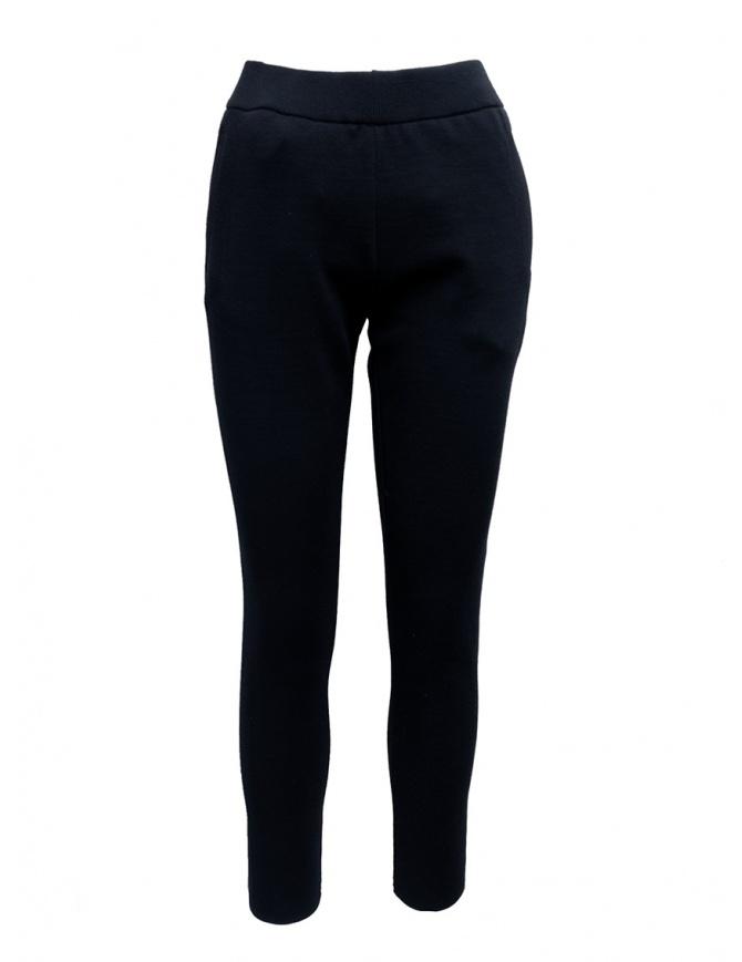 Napapijri Ze-Knit women's black pants N0YKBQ041 ZE-K247 BLACK womens trousers online shopping