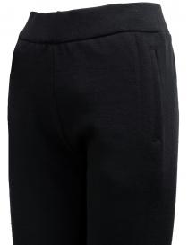 Napapijri Ze-Knit women's black pants womens trousers buy online