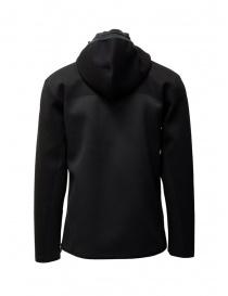 Napapijri Ze-Knit felpa Ze-K232 con cappuccio nera prezzo