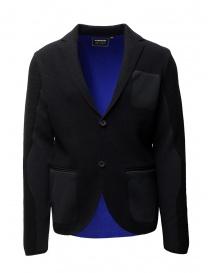 Napapijri Ze-Knit Ze-231 black blazer online