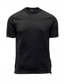 T shirt uomo online: Napapijri Ze-Knit t-shirt Ze-K240 nera