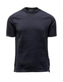 T shirt uomo online: Napapijri Ze-Knit t-shirt Ze-K240 blu