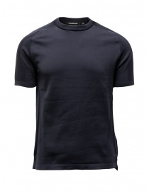 Napapijri Ze-Knit t-shirt Ze-K240 blue N0YKBM176 ZE-K240 BLU MARINE