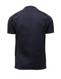 Napapijri Ze-Knit t-shirt Ze-K240 blu