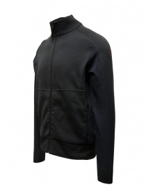 Napapijri Ze-Knit black jacket with zipper ZE-K235