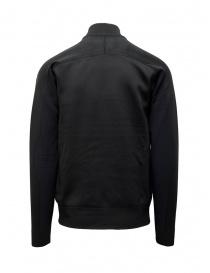 Napapijri Ze-Knit black jacket with zipper ZE-K235 price