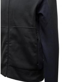 Napapijri Ze-Knit giacca nera con cerniera ZE-K235 giubbini uomo acquista online