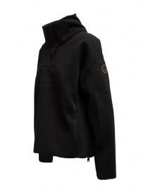 Napapijri Ze-Knit Ze-K243 black jacket with buttons
