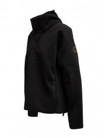 Napapijri Ze-Knit giacca Ze-K243 nera con bottoni