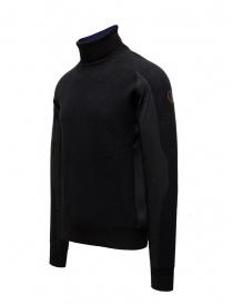 Napapijri Ze-Knit Ze-K237 felpa collo alto nera