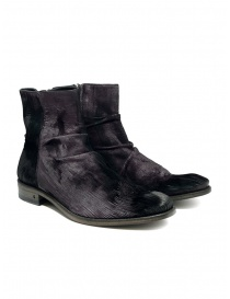 John Varvatos Morrison Sharpei red-purple boots online