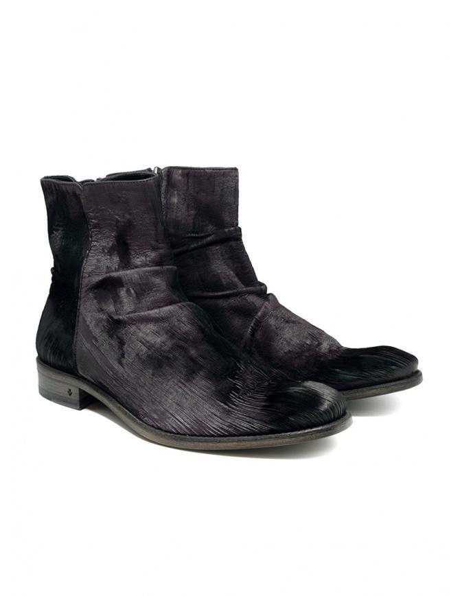 John Varvatos Morrison Sharpei red-purple boots F1158V2 Y1448 602 PORT mens shoes online shopping