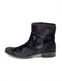 John Varvatos Morrison Sharpei red-purple boots