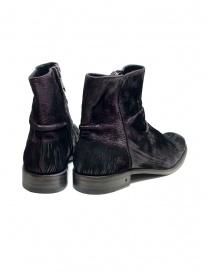 John Varvatos Morrison Sharpei red-purple boots price