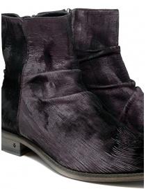 John Varvatos Morrison Sharpei red-purple boots mens shoes buy online