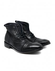 John Varvatos Fleetwood black boots online
