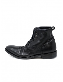 John Varvatos Fleetwood black boots