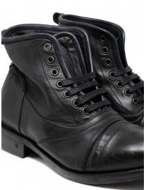 John Varvatos stivale Fleetwood nero calzature uomo acquista online