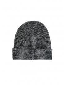 John Varvatos berretto Slouchy fit grigio H394V3 BRN13 014 CHARCOAL HTR order online